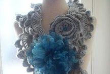 Craft: Freeform Crochet / by Vidda Chan