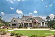 Tour The Birchwood #1239 / We are so excited to show you our new photos of The Birchwood, plan 1239, located in Hartsville, SC. Take a tour through this home - from the gorgeous exterior shots to a luxurious master suite, gourmet kitchen, and adorable kid's rooms!