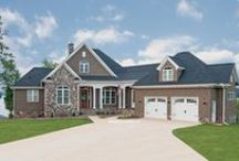 Tour The Chatsworth #1301-D / Take a photo tour of plan 1301-D, The Chatsworth. Located in Ridgeway, SC, this home is built by Denton Builders, LLC. This craftsman, lakefront home offers scenic views and a rustic design.