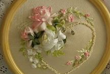 BRODERIE RUBAN-RIBBON EMBROIDERY