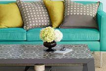 Living Room / by Amber Guzman