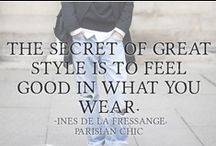 My Style/Stitch Fix / What I wear. Or what I wish I could afford to wear. :)