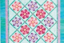 Quilt Kits / Quiltmaker's convenient quilt kits make it easy to get started right away! / by Quiltmaker