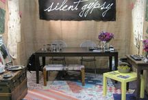 Festivals / Fun ideas + inspiration for art/ craft show booths and display ideas