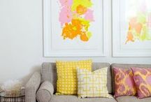 Interior Inspiration / Beauty to live in / by Heather Roth