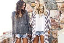 **My style** / Dream wardrobe!! / by Amy Sherman