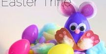 Easter & Spring / I love Easter and I love Spring.  It's a time of year when everything seems fresh and new again.