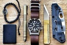 Guns, Knives, Watches and other Man Stuff / by David Wright