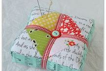 Pincushions & Thimbles / by Quiltmaker