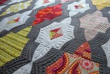 Quilting Motifs / The actual quilting: When you're finished with the top and you face the process of stitching the layers together, find ideas here. / by Quiltmaker