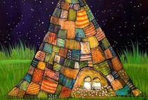 Art We Like / Artwork we admire, not necessarily quilty.  / by Quiltmaker Magazine
