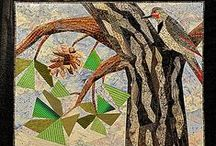 Artsy Tartsy Quilts / Cool art quilts of all kinds / by Quiltmaker Magazine