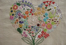 Embroidery / by Quiltmaker