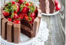Cake. / by Kasey Mercer