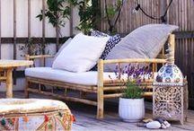 Balcony Summertime