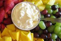 Food - Snacks / by Kathleen Kirby Vallejo