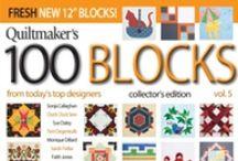 Quiltmaker's 100 Blocks Vol 5 / by Quiltmaker Magazine