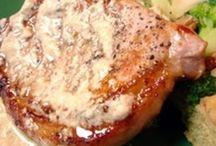 Food - Pork Dinners / by Kathleen Kirby Vallejo