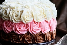 Fancy Cakes / by Linda Wiseman @BlessedBeyondCrazy.com