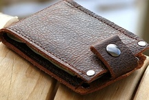 Ideas for dudes / Gift ideas for guys  / by Chelsea- HorseFeathers Gifts