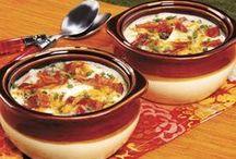 Soups, Stews & Chowders / by Linda Wiseman @BlessedBeyondCrazy.com