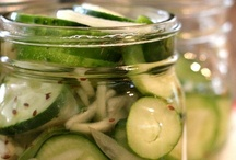 CANNING, FREEZING, DRYING AN PRESERVING / by Charlotte Freeman