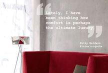 Interieurcitaten - Interiorquotes / Leuke citaten over interieur gevonden op Pinterest, waar ik me als interieurarchitect helemaal bij aan sluit! http://pinterest.com/interieurlings/ http://interiordesignquotes.com/ http://www.eurlingsinterieurs.nl/ https://www.facebook.com/eurlingsinterieurs