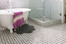 Gorgeous bathrooms / by Chelsea- HorseFeathers Gifts