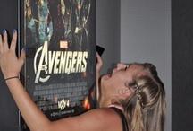 The Avengers  / by Caroline Rutkiewicz