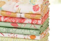 Fabrics I love  / by Chelsea- HorseFeathers Gifts