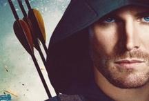 Arrow / Fotos promocionales de la serie y de sus personajes