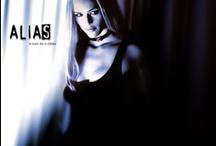 Alias / Fotos promocionales de la serie de televisión y de sus personajes