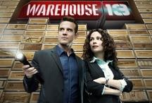 Warehouse13 - Almacén13 / Fotos promocionales de la serie de televisión Warehouse 13, de sus personajes y de sus capítulos