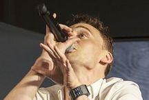 Tom Hiddleston :) / by Caroline Rutkiewicz