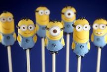 Cake Pop Fun! / Adorable ways to be creative with cake! / by Linda Wiseman @BlessedBeyondCrazy.com