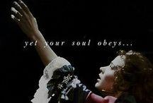 Phantom  / You alone can make my song take flight