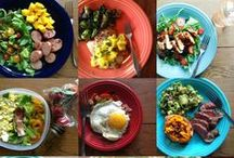 Healthy Recipes + Meal Planning  / by Chelsea- HorseFeathers Gifts