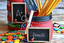 School Stuff / Heading back to school can create a lot of different emotions. Some kids are excited, some are nervous, some are scared and many feel a combination of emotions.  When my kids were school age I tried to make heading back to school as fun as possible. I hope that you will find a few fun ideas for making the new transition from one school year to the next easier and fun, not only for you child but also for their teachers.