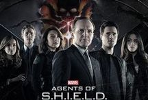 Agents of S.H.I.E.L.D. / Fotos de los personajes y de la serie 'MARVEL Agents of SHIELD'