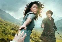 Outlander / Fotos promocionales de la serie de televisión, de sus personajes y de sus capítulos