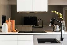 Home Renovation / Renovating with a focus on kitchen, bathroom and laundry trends and inspiration.
