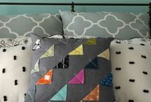 Pillow Sewing Tutorials / Pillow sewing inspiration, diy pillow sewing tutorials, and pillow sewing patterns!
