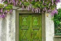 Beautiful Doors / by Beth Parsons