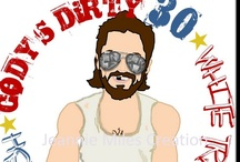 """Party: Cody's """"Dirty 30, White Trash Birthday Bash"""" / My husaband's 30th birthday is next year & we're having a Dirty 30 """"White Trash"""" Bash.  Flamingos, Cheese Wiz & Ritz, pigs in a blanket, Beer Pong tournaments, Flip cup, etc...  Should be a blast!  #30thbirthday #whitetrash / by JEANNiE Z.MiLES"""