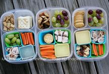 Lunchtime & Bento / Everything Lunch for family, kids, school and more. Including great bento ideas. / by Shera {A Frog In My Soup}
