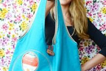Costurilla Bags / Bags inspired by the.  Fish backpacks