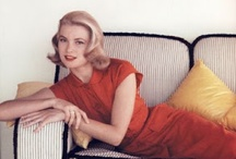 People: Grace Kelly - Hollywood Years / by Elle
