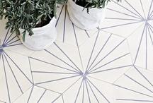 Tiles / Sols & Carrelages / #tiles #sols #carrelages