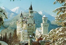 Castles & Palaces / by Louisa Oxendine-Locklear