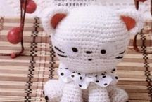crocheting / by Marcia Loftin